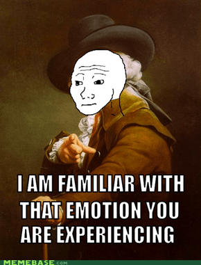 Ducreux Knows That Feel