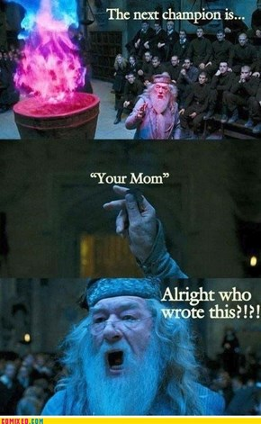 The Goblet of Trolls