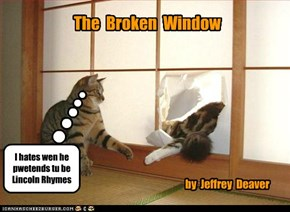 Jeffcats Book Club #47