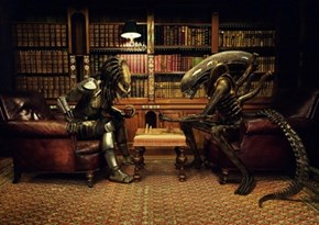 Classic: Alien Vs Predator, Like a Sir