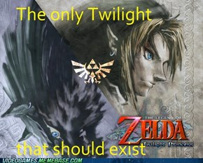 The only worthy Twilight.