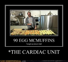 *THE CARDIAC UNIT