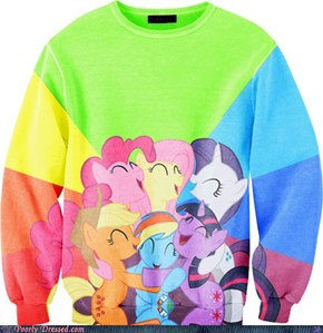 My Little Pony: Friendship is Sweaters