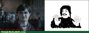 Snape why you  do that?!