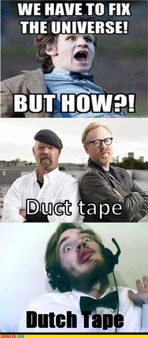 Dutch Tape
