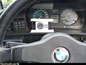 Broken Speedometer?