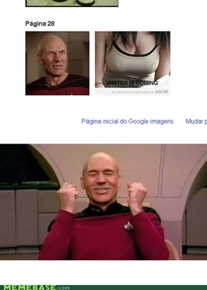 While using google....