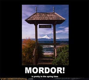 MORDOR!