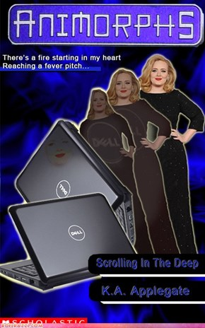 Updated Animorphs: Adele