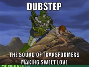 This Is Why People Like Dubstep?