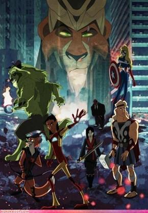 Disney Avengers