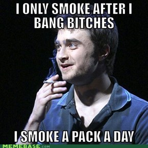 Bad Ass Radcliffe