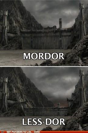 Mordor...