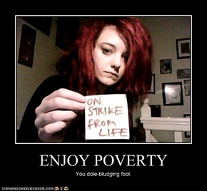 ENJOY POVERTY
