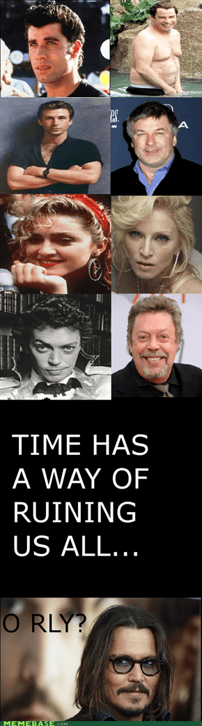Time Ruins Us All