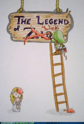 Video Games: This is My Legend, and I'm Not Gonna Take It Anymore!