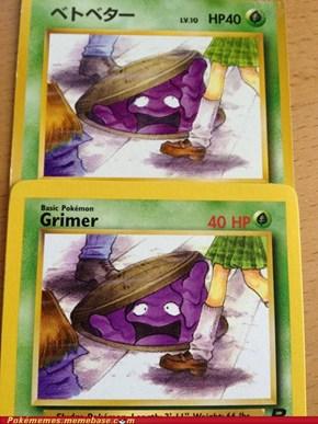Pokémemes: Pedogrimer