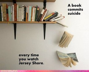 Please People, Think of The Books