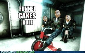 Funnel Cakes Rule!
