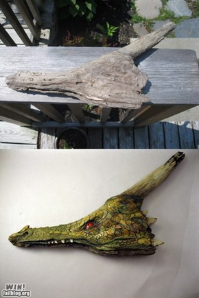 Driftwood Dragon WIN