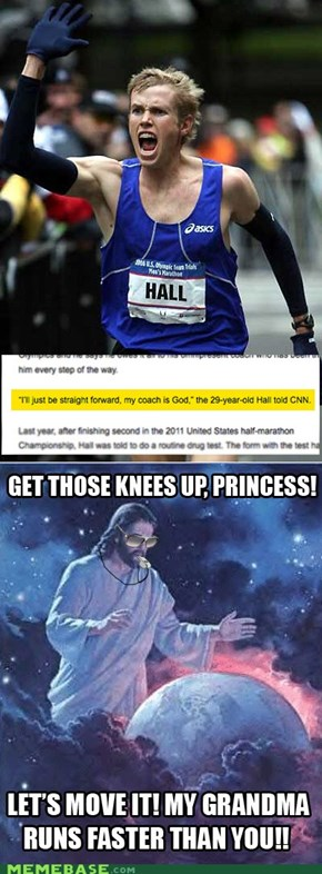Holy Leg Presses!