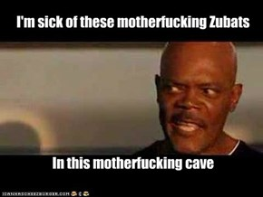 Zubats in a cave