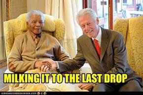 WAY TO GO, BILL!