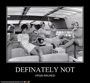 DEFINATELY NOT