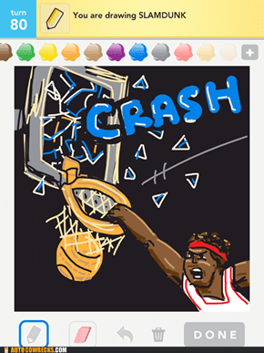 OK, We Get it. You're Really Good at Draw Something.