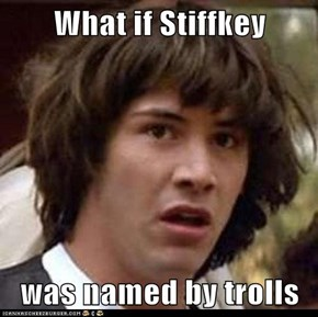 What if Stiffkey  was named by trolls