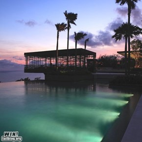 WINcation: Poolside Sunsets WIN