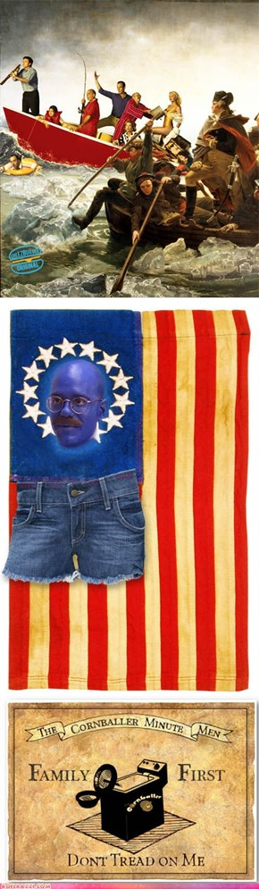 "Red, White & Bluth: An ""Arrested Development"" Independence Day!"