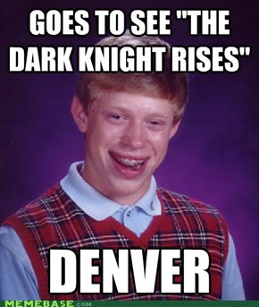 Bad Luck Batman