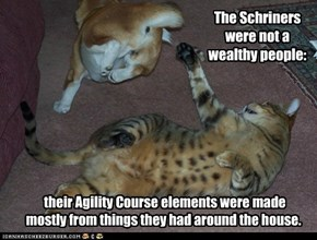 The Schriners were not a wealthy people: