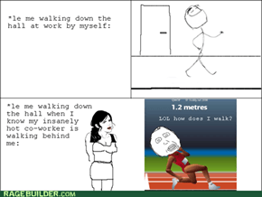 LOL How Does I QWOP?