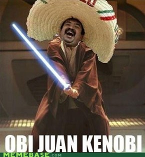 May The Force Be With Yu