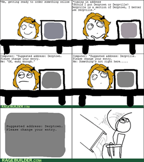 Address Rage
