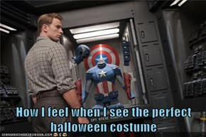 How I feel when I see the perfect halloween costume