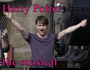 Harry Potter  the musical