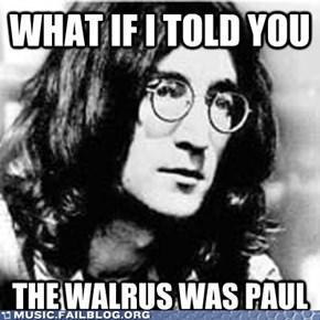Conspiracy Lennon