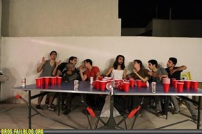 The Last Bro-Pong Tournament