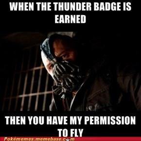 Gym Leader Bane