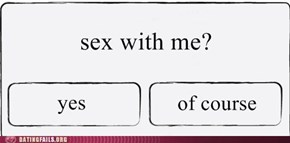 These Are the Only Reasonable Options