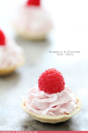 Epicute: Raspberry Tart Surprise