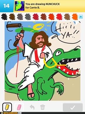 Ignore Jesus?