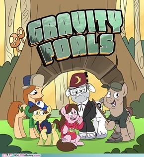 Gravity Foals