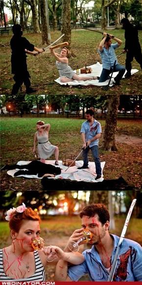 Ninja picnic