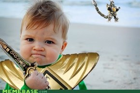 Mighty Morphin Baby Ranger