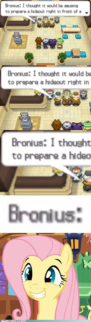 Bronius is Brony!