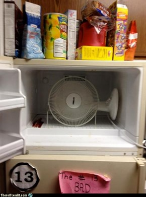 College Student Air conditioning